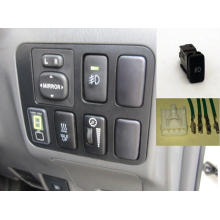 Toyota Tacoma 2005-2014 Fog Light Switch Kit Switch Connector & Wire)