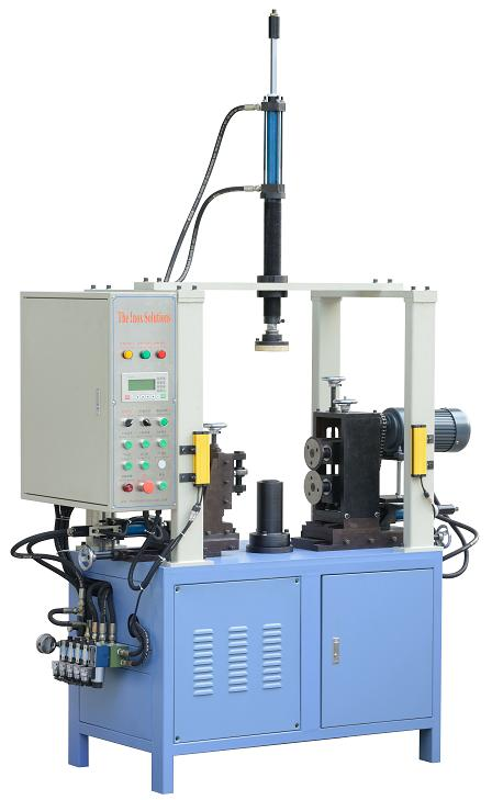 Hardware-Cutting and Beading Combine Machine