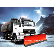Подметальная машина 4 * 2 Snow Broom Snow Melt Truck