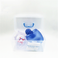 Disposable Adult and Child First Aid manual resuscitator