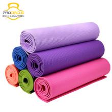 Procircle logotipo personalizado PVC TPE Yoga Mat