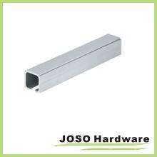 Brite Anodized Shower Door Header Kit Aluminium Track (AL109)