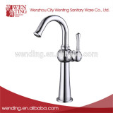 Hot selling fashionable deck mounted kitchen faucets sprayers