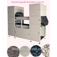 Mineralische Farbsortiermaschine mit CCD-Kamera
