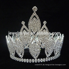 Schönheitskarikatur-Tiara-Krone