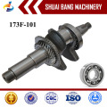 Hot Sale Agricultural Machinery Crankshaft 173F