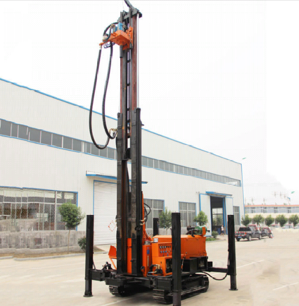 FY200 water well drilling rig 8