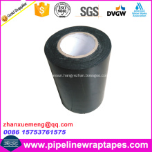 PE Adhesie gas pipe wrap Tape for gas pipe line use