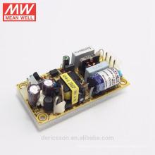 MW PS-05-12 MEAN WELL original 12 V fonte de alimentação de quadro aberto / SMPS 5 W