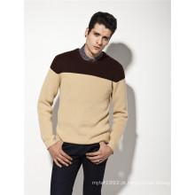 Manufactory Lã Acrílico Pullover Man Knitwear