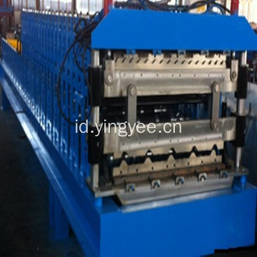 Coating Warna Baja Mesin Roll Forming