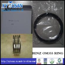 Anneau de piston pour Benz Omm 355
