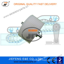 JFThyssen Escalator Handrail V-Belt Pulley W/Axle 110*60nn 6204 1709154000 Escalator Roller