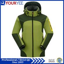 Manteau de veste de survêtement Softshell de style nouveau style (YRK112)