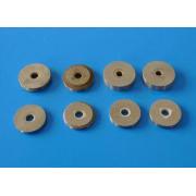 Plastic Injection Alnico 5 Magnet Odemeter Magnet , High Ma