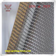 Alliage d'aluminium / décoratif / maille de rideau en métal avec le prix usine (ISO)