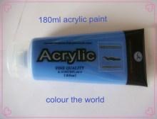180ml Acrylic Paint,epoxy Paint,paint import,neon paint colors