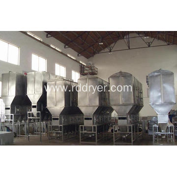 Xf Fluidized Dring Machine for Chemical Raw Material