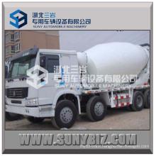 Sinotruck HOWO 5m3 6m3 4X2 Concrete Mixer Truck