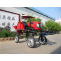 Tractor type spray boom sprayer for agricultrure