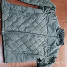 Electric winter jacket with 5 heat zones
