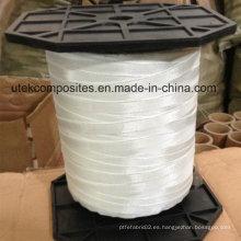 Paquete de bobina Cinta de fibra de vidrio para cable eléctrico