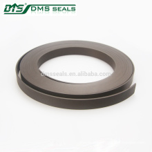 PTFE filled guide tape guide strip GST for hydraulic elements