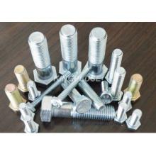Болт с шестигранной головкой, Дин/ ИСО/ стандарт JIS/ стандарту asme