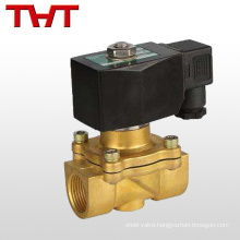direct lifting forged brass solenoid valve