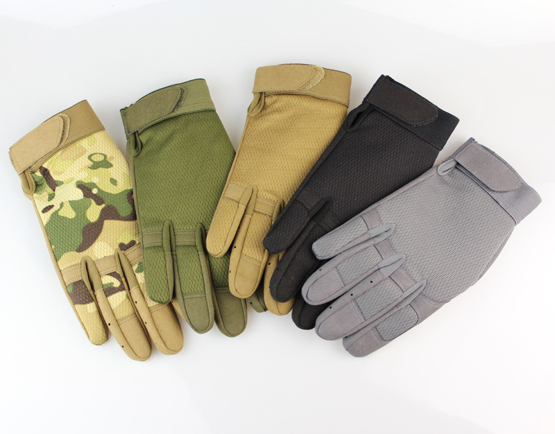 Tactics are all about outdoor gloves