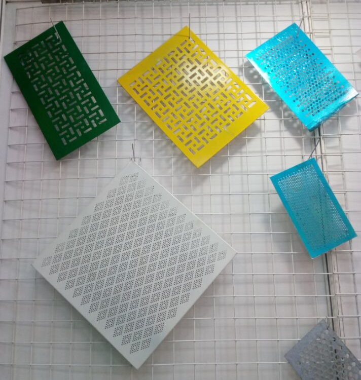 Aluminum decorative mesh 6