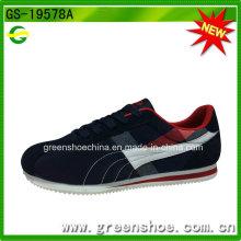 Zapatos durables cómodos de la moda modificada para requisitos particulares baratos hombres deporte