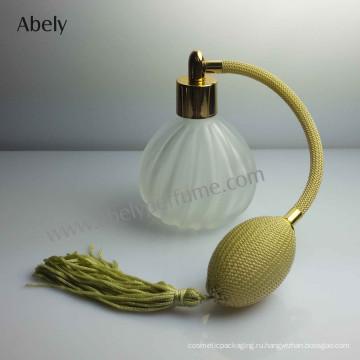 Цветные флаконы для парфюмерии с дизайнерскими духами