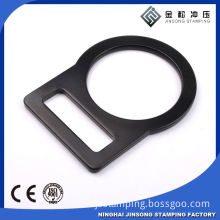 Bag strap metal fittings and accessories of D ring