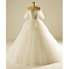 El vestido de boda más tamaño modifica el diseño para requisitos particulares