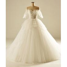 Wedding Gown Plus Size Customize Design