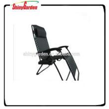 cadre de chaise inclinable, cadre en métal inclinable, chaise pliante d'été