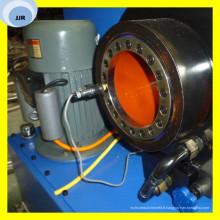 Machine de rabattement de fente de machine de rabattement de tuyau