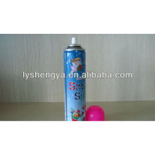 Hergestellt in China hohe Qualität niedrigen Preis White Color Snow Spray 250ml