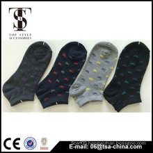 Female cotton socks to keep warm in the tube of jacquard socks