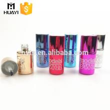 Botella coloreada de encargo elegante del esmalte de uñas del gel del vacío del color 10ml