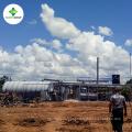 Mais nova tecnologia !! Pneu de borracha reciclando pirólise para planta de óleo bruto