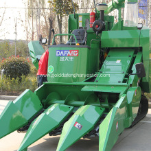 Hot sale gold Dafeng efficient threshing combine harvester