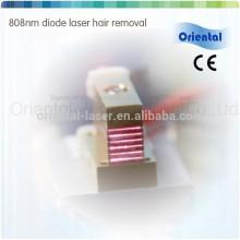 Высокое качество 808/810nm для удаления волос диодный лазер