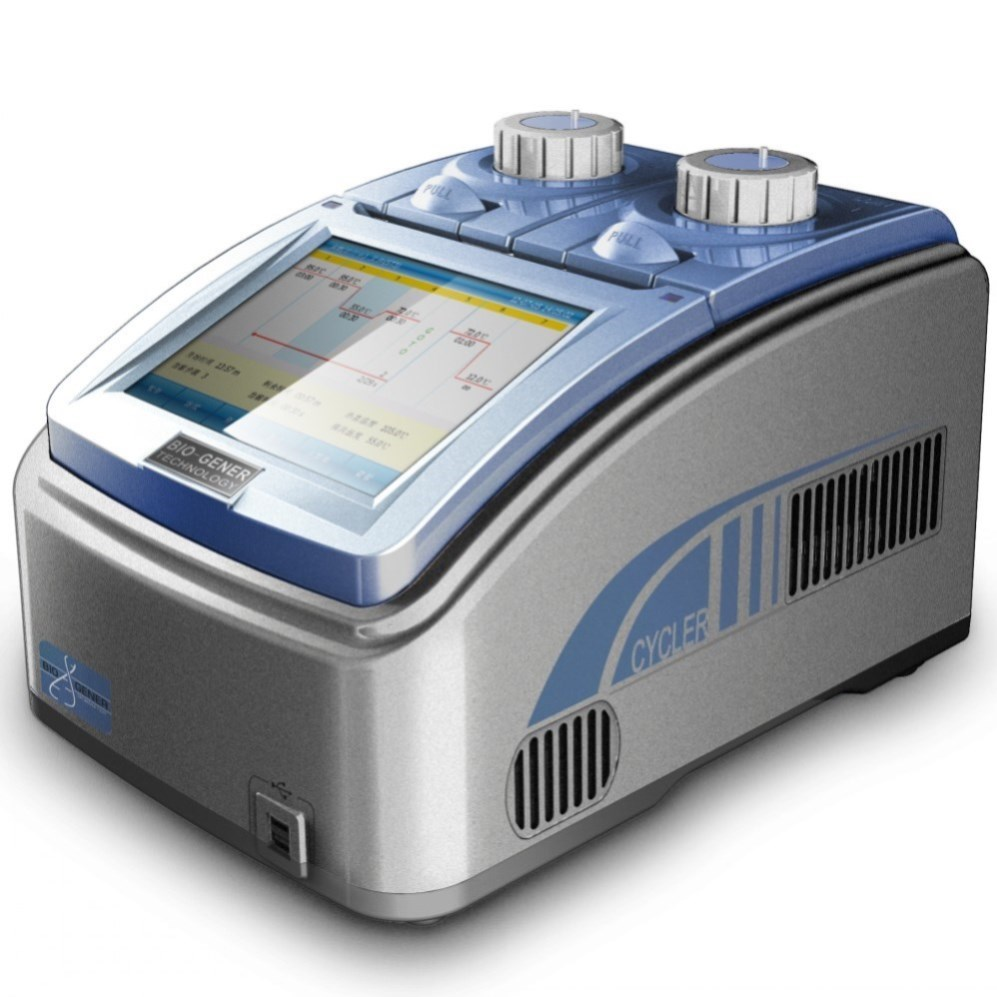 Accurate Intelligent 2 Blocks PCR Thermal Cycler