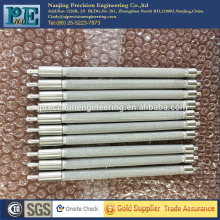 Piezas de soldadura de tela de acero inoxidable de precisión, piezas de mecanizado cnc