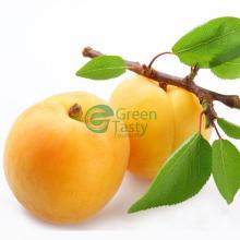 Nuevo jugo de melocotón amarillo de cultivo