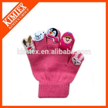 Magic novelty kids gloves