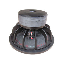 FB013 15''X3 magnts poderoso SPL subwoofer de áudio do carro