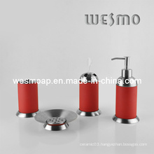 Stainless Steel Bathroom Accessory Set (WBS0607A)
